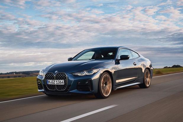 BMW, série 4: quoi, sa gueule?
