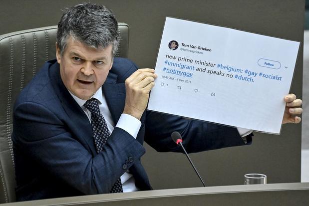Moord in Beveren: Vlaams Belang geviseerd in Vlaams Parlement