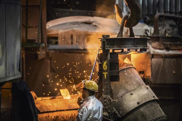 La niche sidérurgique de Marichal Ketin