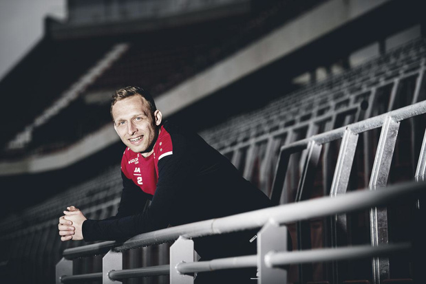 """Rencontre avec Ritchie De Laet: """"J'espère que la prochaine étape pour l'Antwerp, c'est la stabilité"""""""