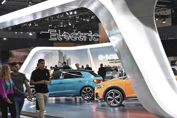 Un peu plus de 431.000 nouvelles voitures immatriculées en 2020, au plus bas depuis 20 ans