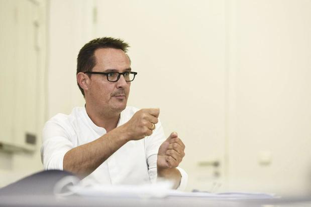 Unizo-topman Danny Van Assche: 'Staking tijdens coronacrisis is kaakslag voor ondernemers' (video)