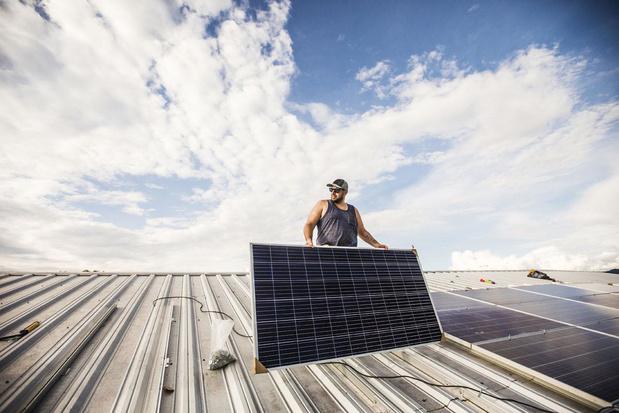 KBC zet in op duurzame bedrijven