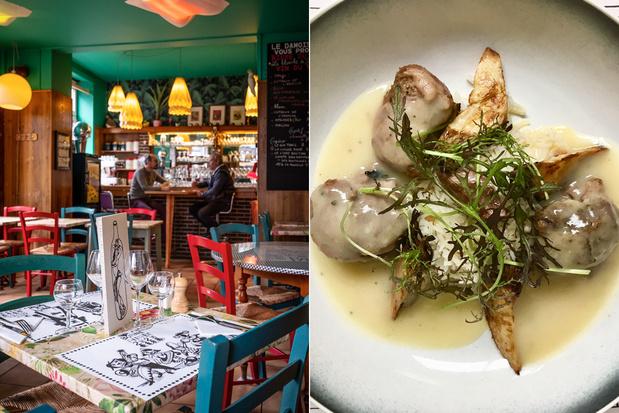 Le Damoiselle in Sint-Gillis: huiselijk en simpel eten waar je zo vaak naar snakt
