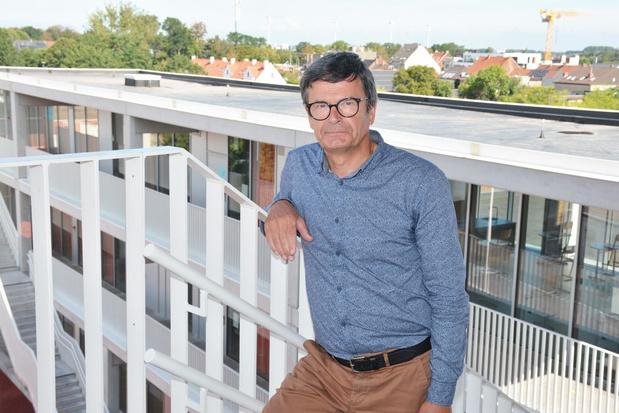 """Directeur Philip Demuynck van de Sint-Paulusschool campus college: """"Geen schrik, wel ongerust"""""""