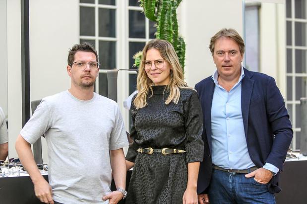 Eyewear label Odette Lunettes en technologiebedrijf Sparkcentral delen hun succesverhaal