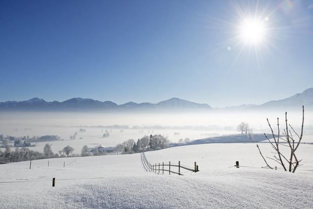 Nieuwe grote studie toont dat sneeuwperiode in de Alpenlanden significant korter is geworden