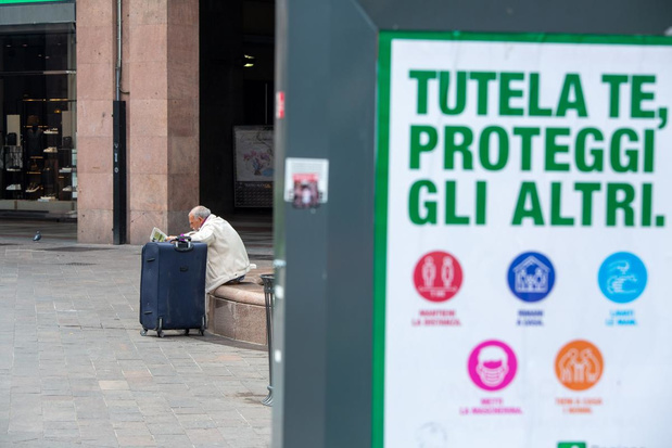 Covid-19 : Le regard d'une épidémiologiste flamande en Italie