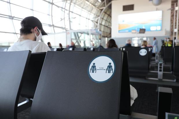 Belgen kunnen opnieuw op reis in Europa