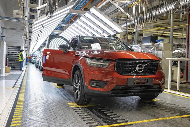Un deuxième modèle électrique chez Volvo Gand