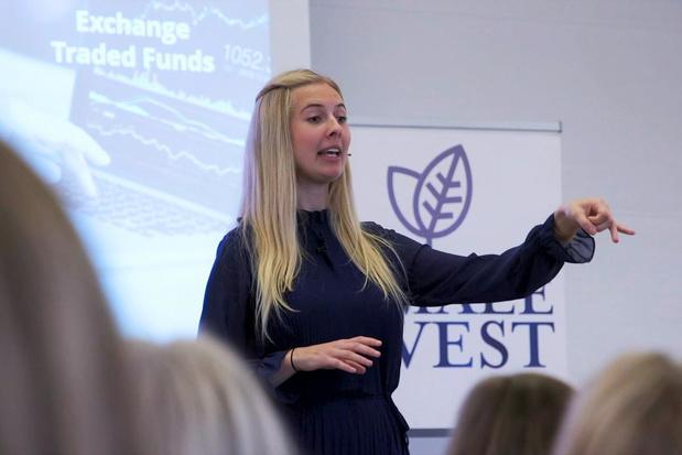 Women's Initiative steunt vrouwelijke ondernemers: 'Vrouwelijke beleggers missen rolmodellen'