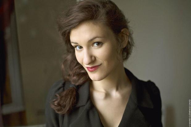 """Sopraan Sarah Defrise in De Munt: 'Ik kan eindelijk """"Fuck!"""" zeggen in de opera'"""