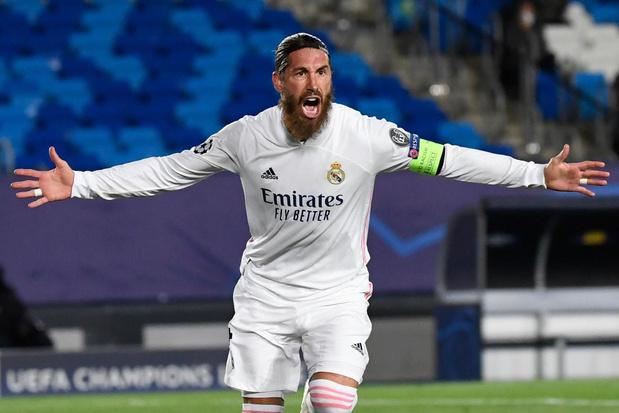 Real Madrid zonder Ramos: een extreem gemis