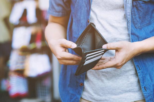 Onderzoek Febelfin: 'Bijna helft van de jongeren piekert over geld'