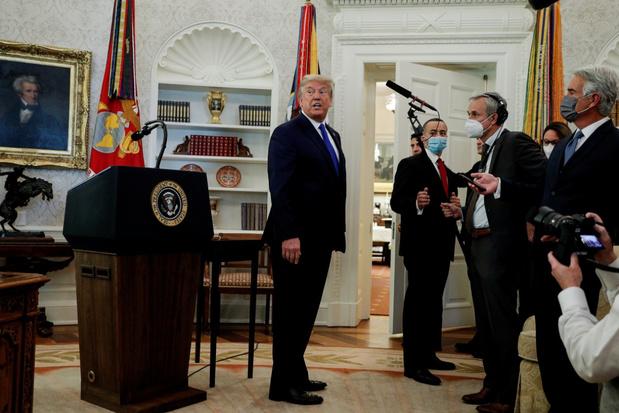 Trump-kamp lijdt voor het Hooggerechtshof nieuwe nederlaag in kiesstrijd
