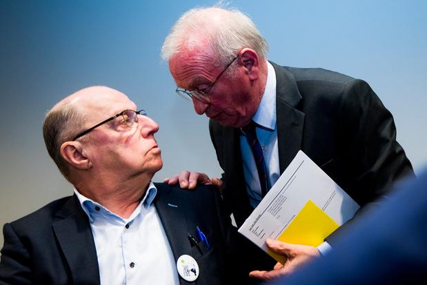 Crisis bij de VRT: beslissing over lot Peter Claes laat op zich wachten