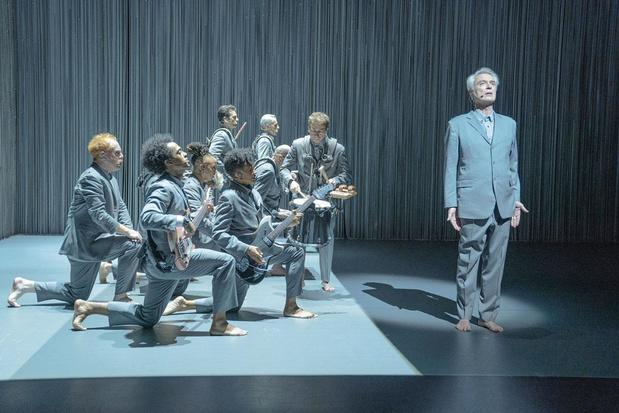 Concertfilm 'American Utopia': popopera voor de 21e eeuw, met David Byrne als ceremoniemeester