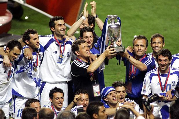Flashback naar 4 juli 2004: het feestje van de Grieken in Portugal