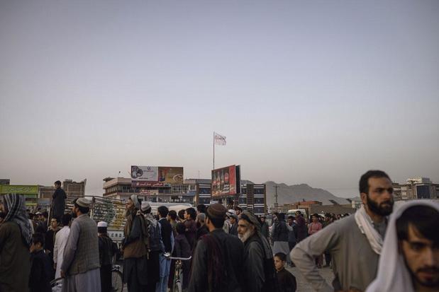Le jour où Kaboul est tombée