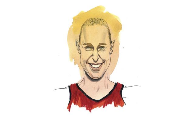 Basketbalster Ann Wauters: 'Ik vind het fijn om weer in België te wonen'