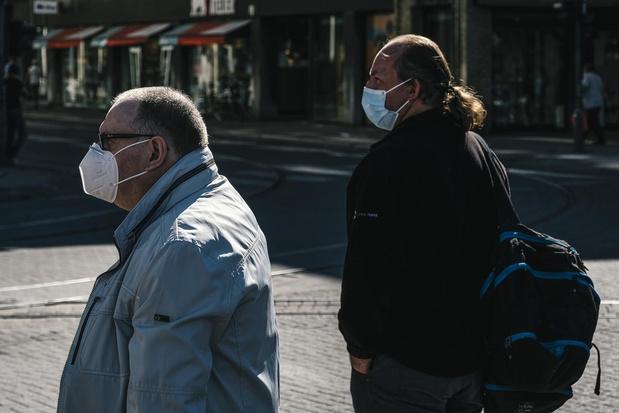 Couvre-feu et port du masque obligatoire : plus personne ne devrait se rendre à Anvers
