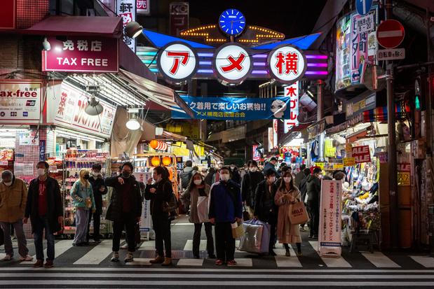 Tokio noteert recordaantal coronabesmettingen