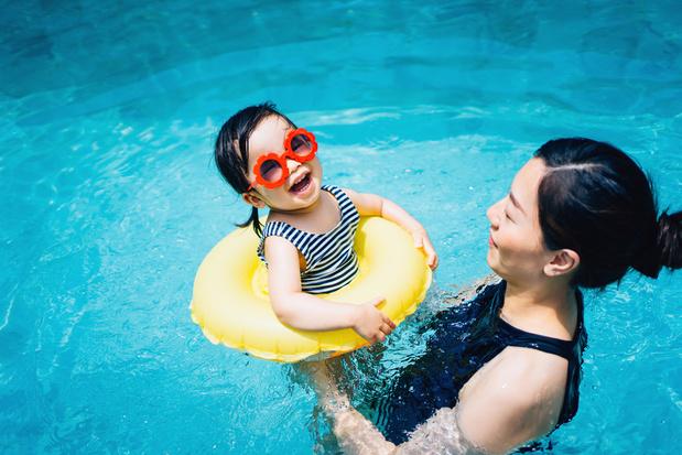 Plonsen in de hoofdstad: Brussel krijgt publiek openluchtzwembad