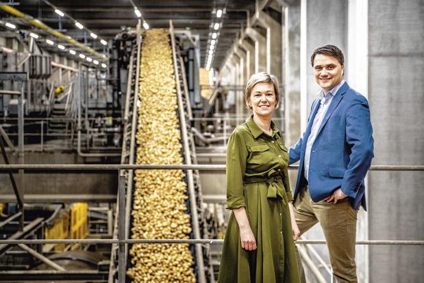 West-Vlaamse Ambassadeur 'grote bedrijven' Agristo: klaar voor de toekomst
