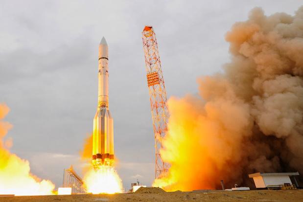 Europees-Russische Marsverkenner vindt nieuw gas op Rode Planeet