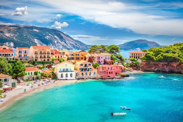 Vier Griekse eilanden, vier betoverende werelden