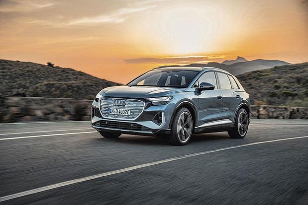 Audi rétrécit les électriques