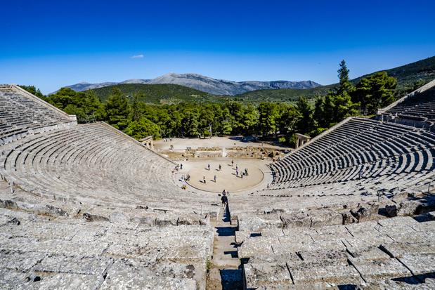 Musea en archeologische sites in Griekenland gesloten