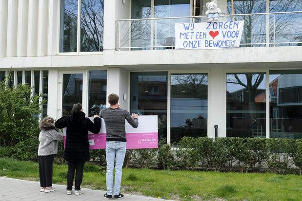 Opnieuw bezoek in Vlaamse woonzorgcentra? Voorzichtigheid blijft geboden!