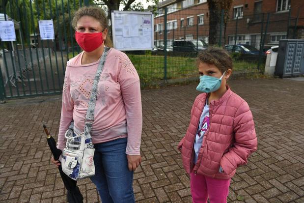 """""""Légère hausse des cas localement avec l'ouverture des écoles"""", selon l'OMS Europe"""