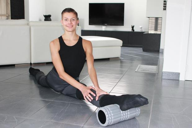 Balletdanser Senna Dewulf hoopt op nieuw schooljaar in Sint-Petersburg