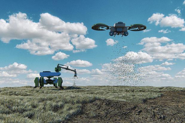 Agriculture intelligente: le numérique creuse plusieurs sillons