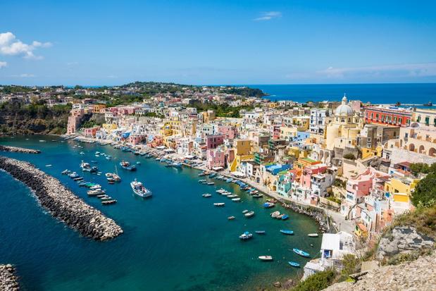 Dit kleurrijke eilandje is verkozen tot de Italiaanse culturele hoofdstad 2022