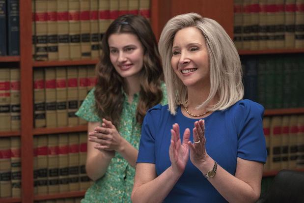 """Lisa Kudrow, amie pour la vie? """"Après la fin de Friends, je n'arrivais plus à dire oui"""""""