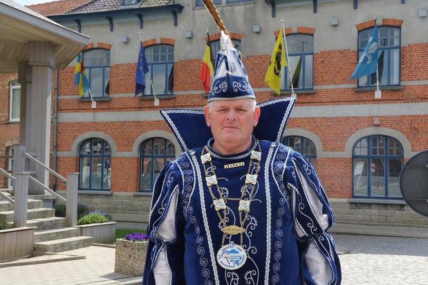 Ghislain Bossue, spilfiguur achter Mesen Carnaval, onverwacht overleden