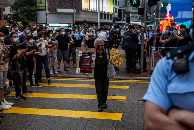 Hongkong zorgt voor spanningen tussen China en VS: nieuwe sancties in de maak