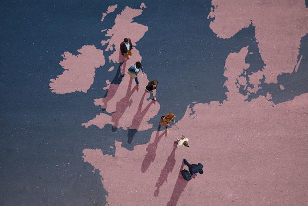 Heel wat minder EU-studenten aan Britse universiteiten