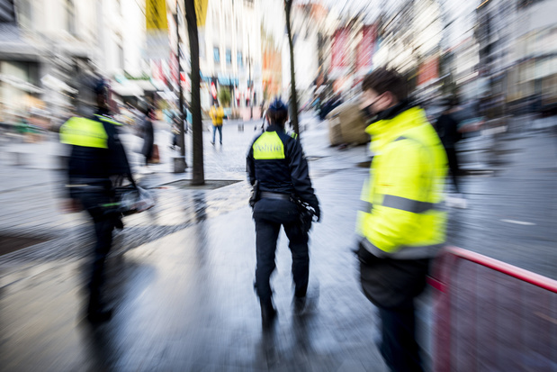 Politiegeweld op Dageraadplaats: 'Compleet buiten proportie'