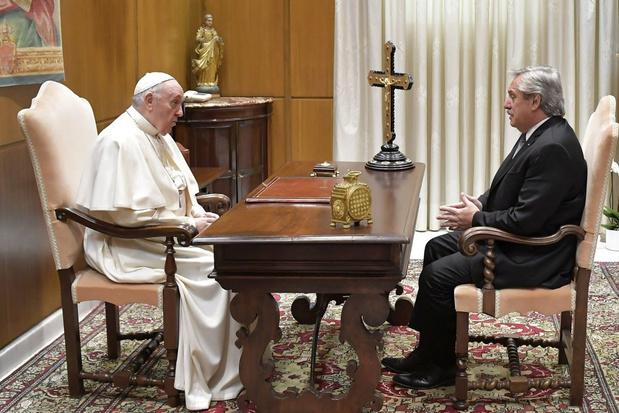 Argentinië komt met baanbrekend door de paus gesteund plan voor schuldverlichting in ruil voor klimaatactie