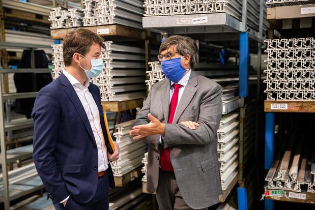 """Voka: """"1 op de 3 West-Vlaamse bedrijven zou nieuwe lockdown niet overleven"""""""