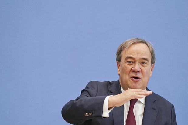 Armin Laschet over Merkel, de Groenen en de overheidsfinanciën