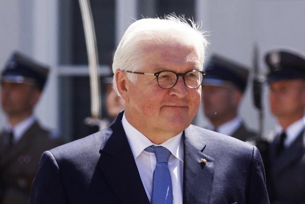 Na het noodweer: Duitse president Steinmeier vraagt 'doortastende' maatregelen tegen klimaatverandering