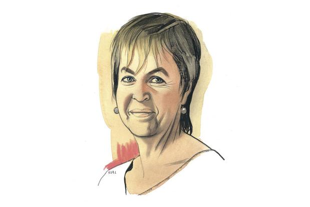 Televisiemaker Annemie Struyf: 'Je stopt met leven als je niet langer durft te dromen'