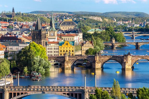 Nieuwe goedkope spoorverbinding gelanceerd tussen Praag, Wenen en Boedapest