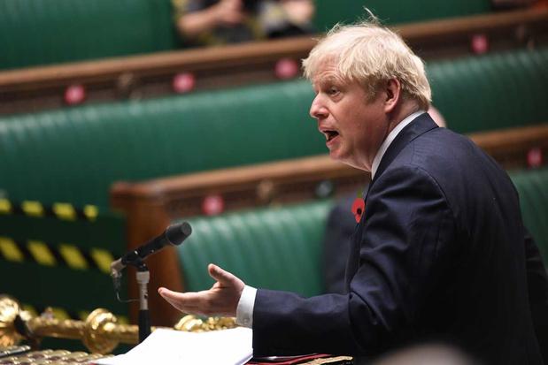 'De Britse politiek is allesbehalve slaapverwekkend, maar jammer genoeg geen fictie'