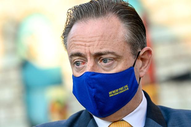Bart De Wever: 'Regeerakkoord wordt een feest voor de krekel en ramp voor de mier'